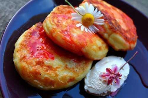 сырники в духовке: пошаговые рецепты с фото