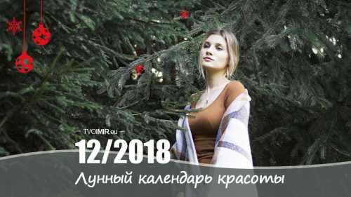 лунный календарь здоровья на 2019 год