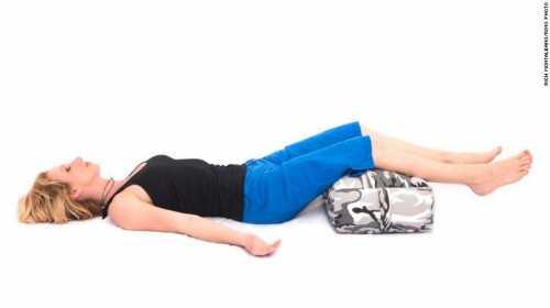 упражнения при болях в пояснице и нижней части спины